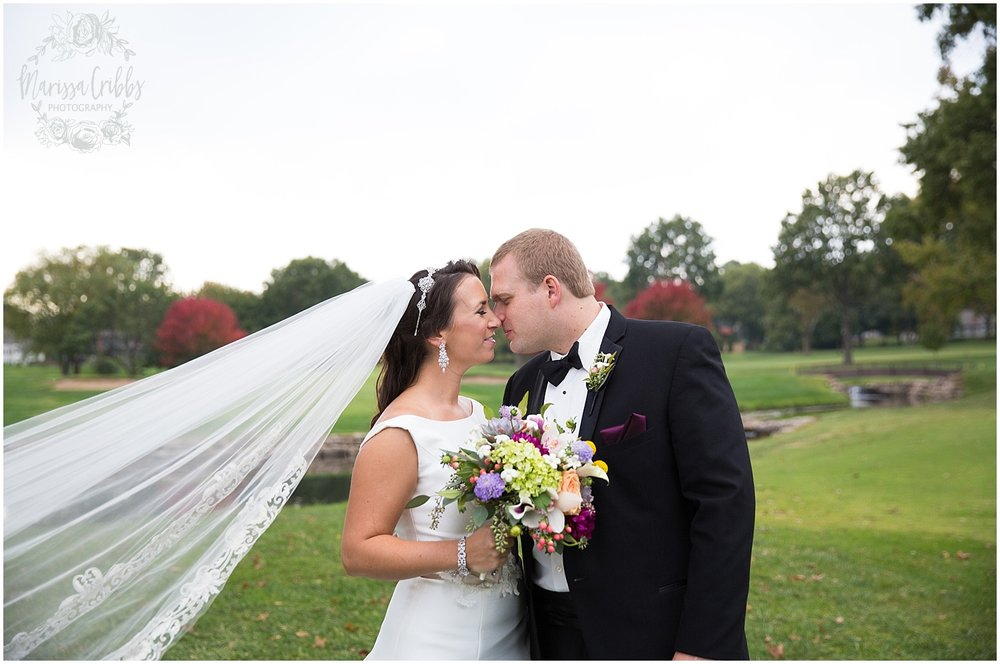 Blue Hills Country Club Wedding | Marissa Cribbs Photography | Nolte's Bridal | KC Wedding Photographer | KC Weddings_1194.jpg