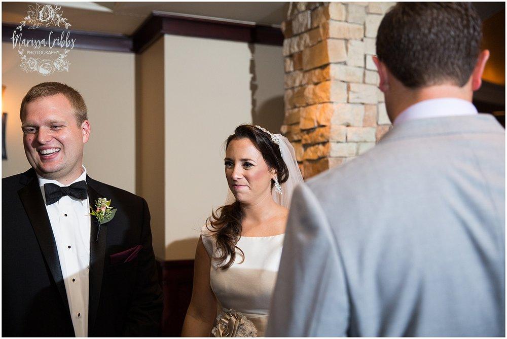 Blue Hills Country Club Wedding | Marissa Cribbs Photography | Nolte's Bridal | KC Wedding Photographer | KC Weddings_1205.jpg