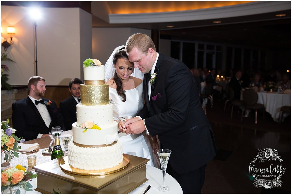 Blue Hills Country Club Wedding | Marissa Cribbs Photography | Nolte's Bridal | KC Wedding Photographer | KC Weddings_1215.jpg