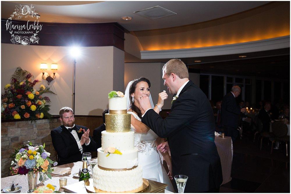 Blue Hills Country Club Wedding | Marissa Cribbs Photography | Nolte's Bridal | KC Wedding Photographer | KC Weddings_1216.jpg