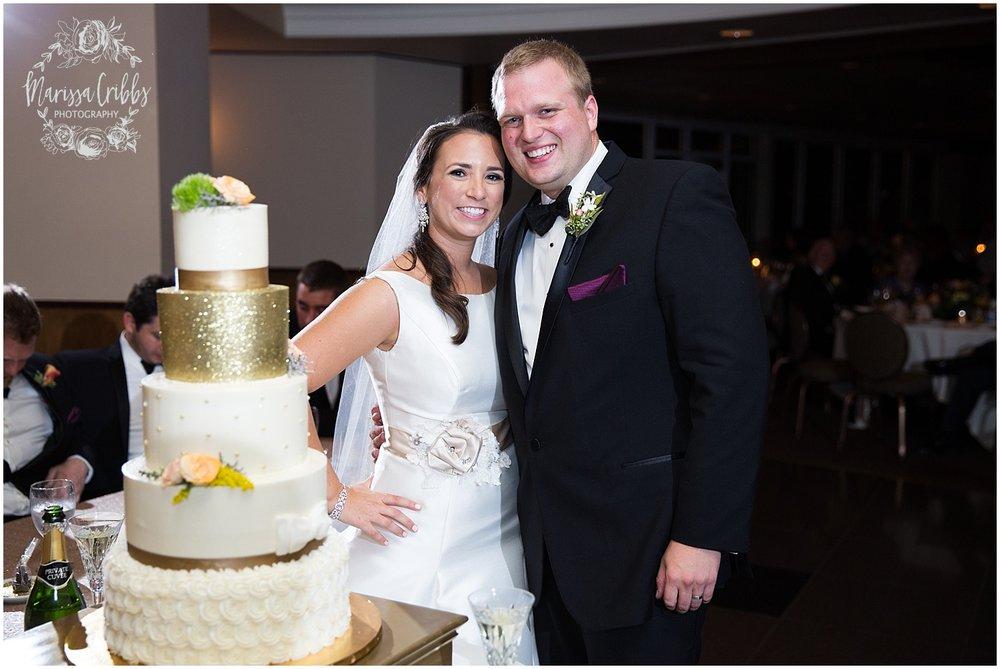 Blue Hills Country Club Wedding | Marissa Cribbs Photography | Nolte's Bridal | KC Wedding Photographer | KC Weddings_1218.jpg