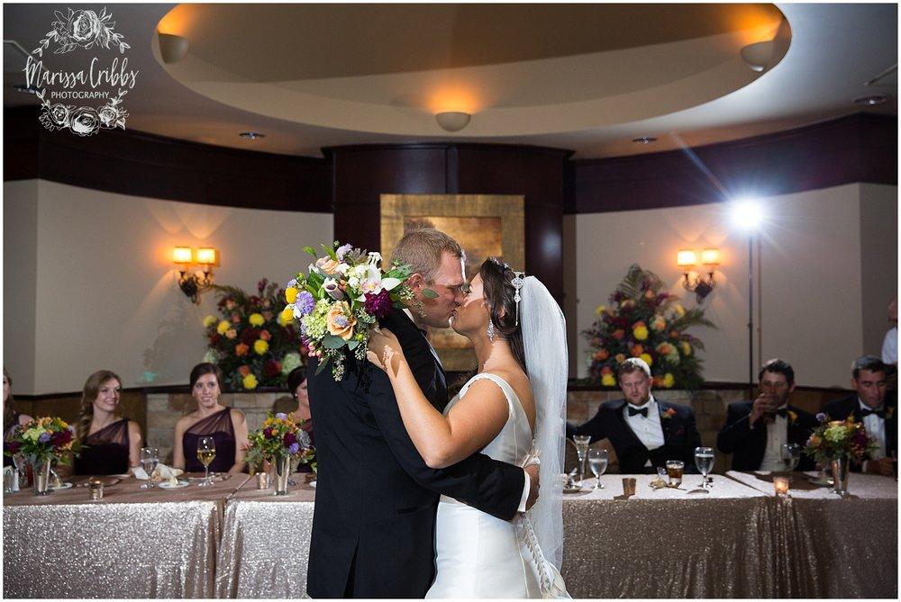 Blue Hills Country Club Wedding | Marissa Cribbs Photography | Nolte's Bridal | KC Wedding Photographer | KC Weddings_1220.jpg