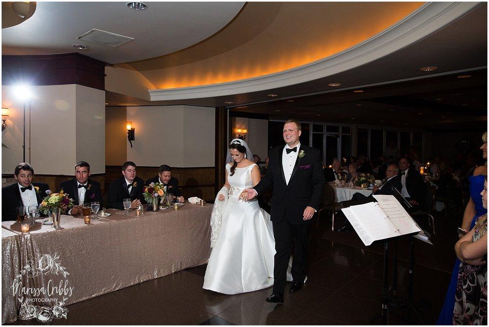 Blue Hills Country Club Wedding | Marissa Cribbs Photography | Nolte's Bridal | KC Wedding Photographer | KC Weddings_1219.jpg