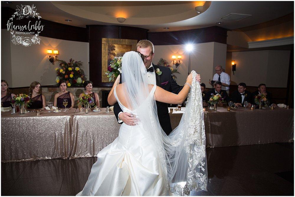 Blue Hills Country Club Wedding | Marissa Cribbs Photography | Nolte's Bridal | KC Wedding Photographer | KC Weddings_1221.jpg