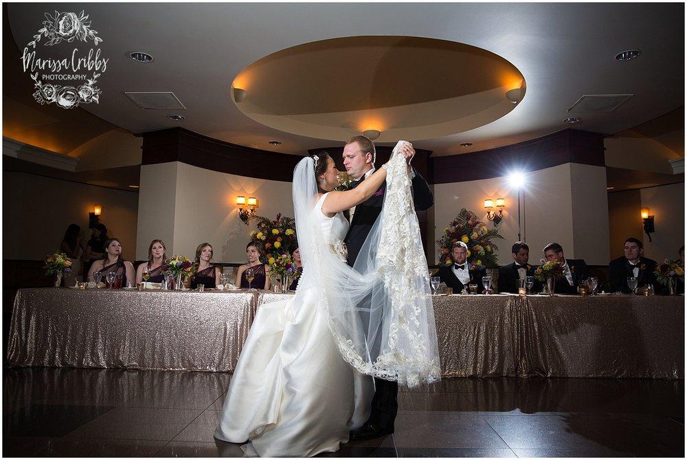 Blue Hills Country Club Wedding | Marissa Cribbs Photography | Nolte's Bridal | KC Wedding Photographer | KC Weddings_1222.jpg