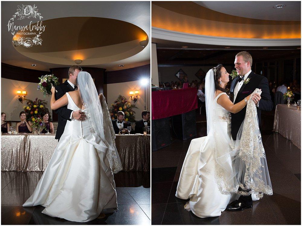 Blue Hills Country Club Wedding | Marissa Cribbs Photography | Nolte's Bridal | KC Wedding Photographer | KC Weddings_1223.jpg
