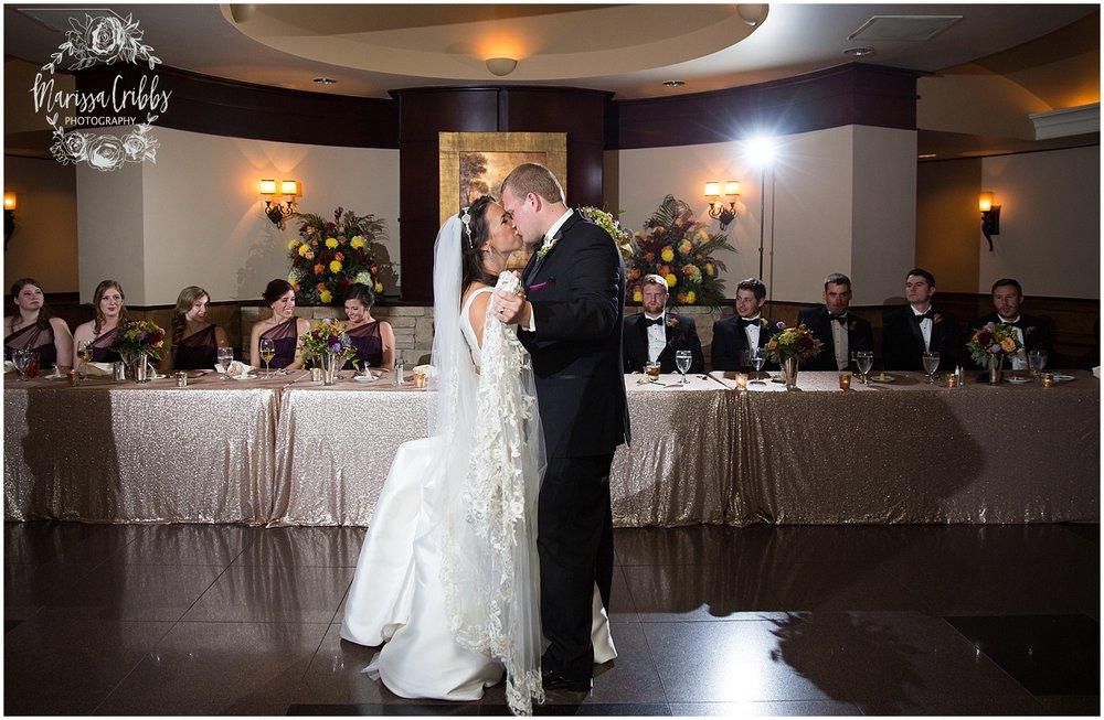 Blue Hills Country Club Wedding | Marissa Cribbs Photography | Nolte's Bridal | KC Wedding Photographer | KC Weddings_1224.jpg