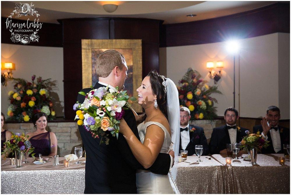 Blue Hills Country Club Wedding | Marissa Cribbs Photography | Nolte's Bridal | KC Wedding Photographer | KC Weddings_1225.jpg