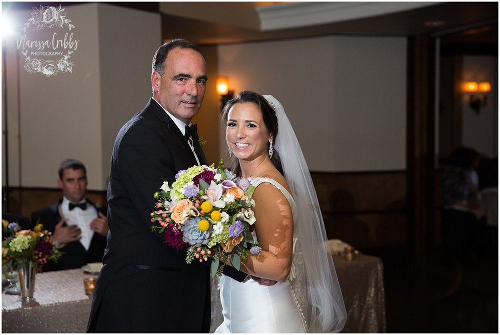 Blue Hills Country Club Wedding | Marissa Cribbs Photography | Nolte's Bridal | KC Wedding Photographer | KC Weddings_1226.jpg