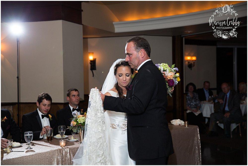 Blue Hills Country Club Wedding | Marissa Cribbs Photography | Nolte's Bridal | KC Wedding Photographer | KC Weddings_1227.jpg