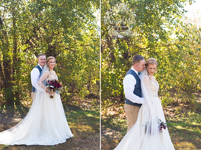 Bridgette & Tyler | Red Bud Party Barn Wedding | Wichita Wedding | Marissa Cribbs Photography_5443.jpg