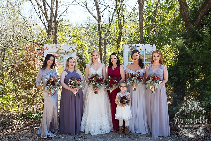 Bridgette & Tyler | Red Bud Party Barn Wedding | Wichita Wedding | Marissa Cribbs Photography_5447.jpg