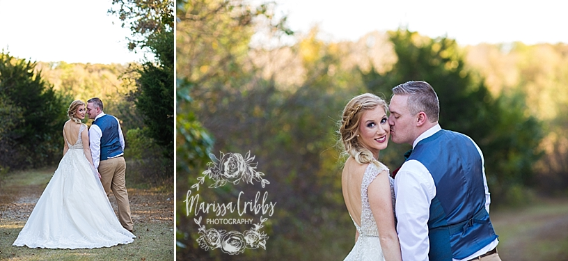 Bridgette & Tyler | Red Bud Party Barn Wedding | Wichita Wedding | Marissa Cribbs Photography_5486.jpg