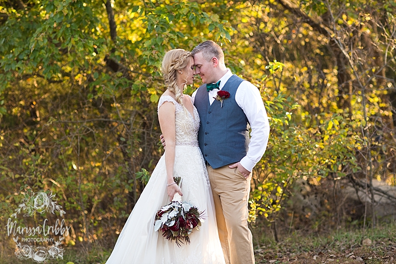 Bridgette & Tyler | Red Bud Party Barn Wedding | Wichita Wedding | Marissa Cribbs Photography_5492.jpg