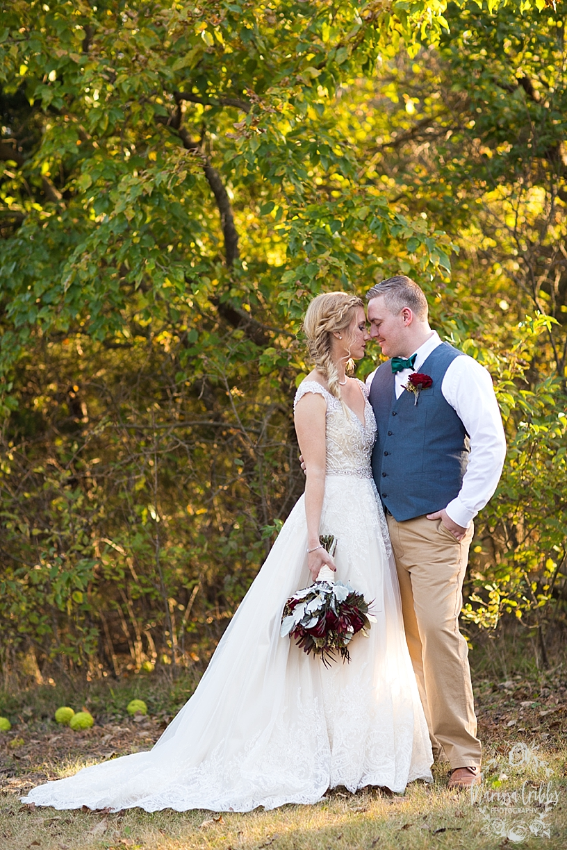 Bridgette & Tyler | Red Bud Party Barn Wedding | Wichita Wedding | Marissa Cribbs Photography_5493.jpg