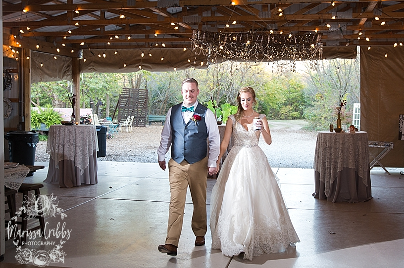 Bridgette & Tyler | Red Bud Party Barn Wedding | Wichita Wedding | Marissa Cribbs Photography_5505.jpg