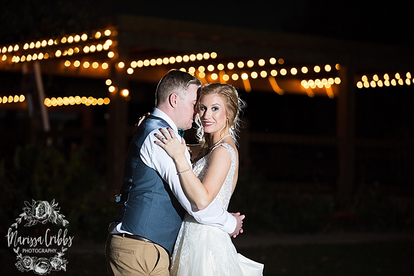 Bridgette & Tyler | Red Bud Party Barn Wedding | Wichita Wedding | Marissa Cribbs Photography_5517.jpg
