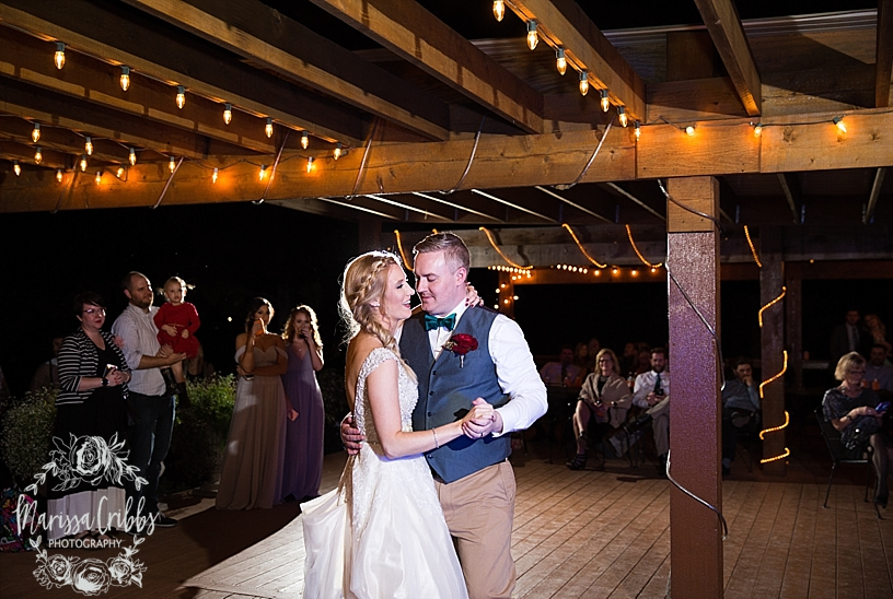 Bridgette & Tyler | Red Bud Party Barn Wedding | Wichita Wedding | Marissa Cribbs Photography_5519.jpg