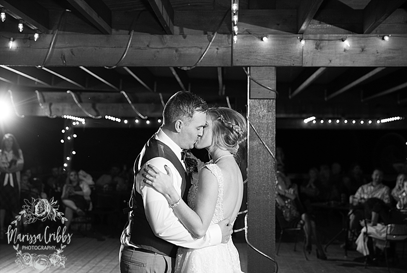 Bridgette & Tyler | Red Bud Party Barn Wedding | Wichita Wedding | Marissa Cribbs Photography_5523.jpg