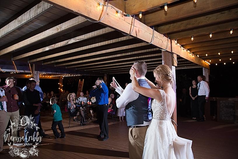 Bridgette & Tyler | Red Bud Party Barn Wedding | Wichita Wedding | Marissa Cribbs Photography_5531.jpg