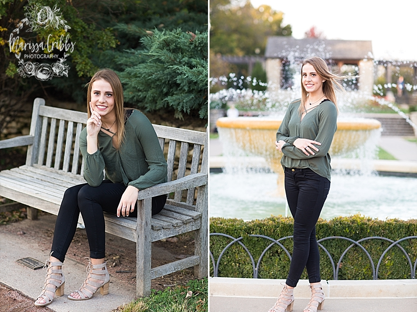 Jordan Senior Pics | Loose Park Senior Photography | Marissa Cribbs Photography_5548.jpg