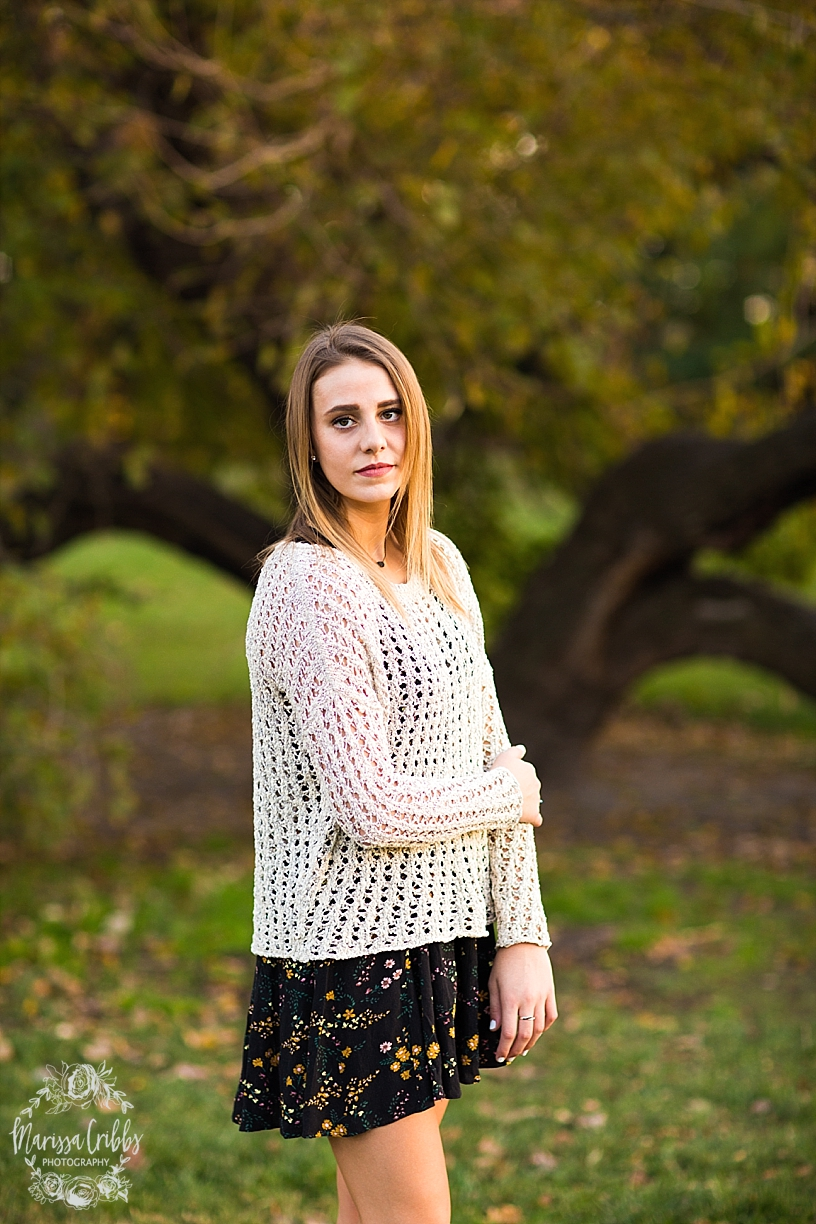 Jordan Senior Pics | Loose Park Senior Photography | Marissa Cribbs Photography_5560.jpg