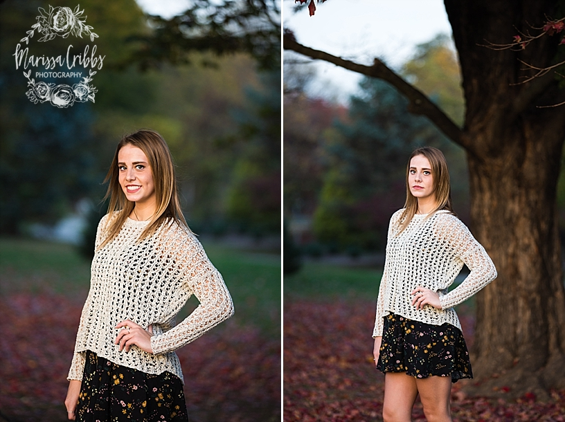 Jordan Senior Pics | Loose Park Senior Photography | Marissa Cribbs Photography_5563.jpg