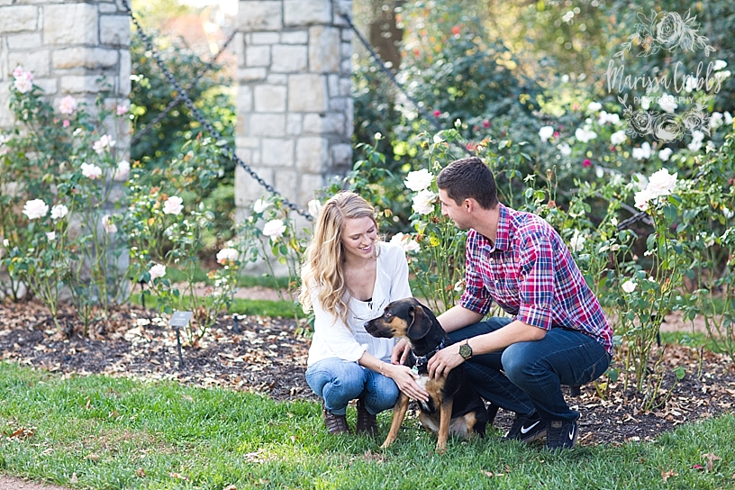 Maree & Corey | Loose Park | KC Engagement Photographer | Marissa Cribbs Photography_5574.jpg