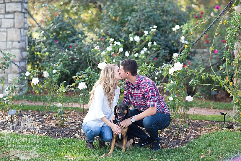 Maree & Corey | Loose Park | KC Engagement Photographer | Marissa Cribbs Photography_5575.jpg