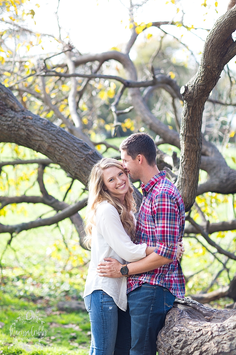 Maree & Corey | Loose Park | KC Engagement Photographer | Marissa Cribbs Photography_5582.jpg