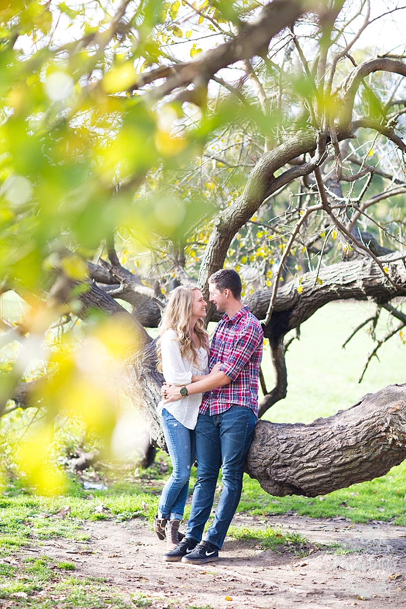Maree & Corey | Loose Park | KC Engagement Photographer | Marissa Cribbs Photography_5584.jpg