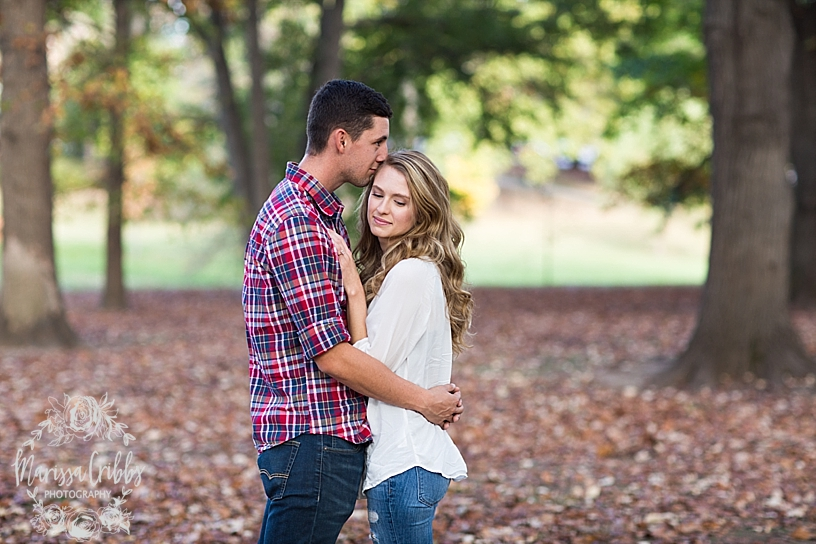 Maree & Corey | Loose Park | KC Engagement Photographer | Marissa Cribbs Photography_5586.jpg