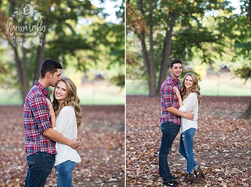 Maree & Corey | Loose Park | KC Engagement Photographer | Marissa Cribbs Photography_5587.jpg