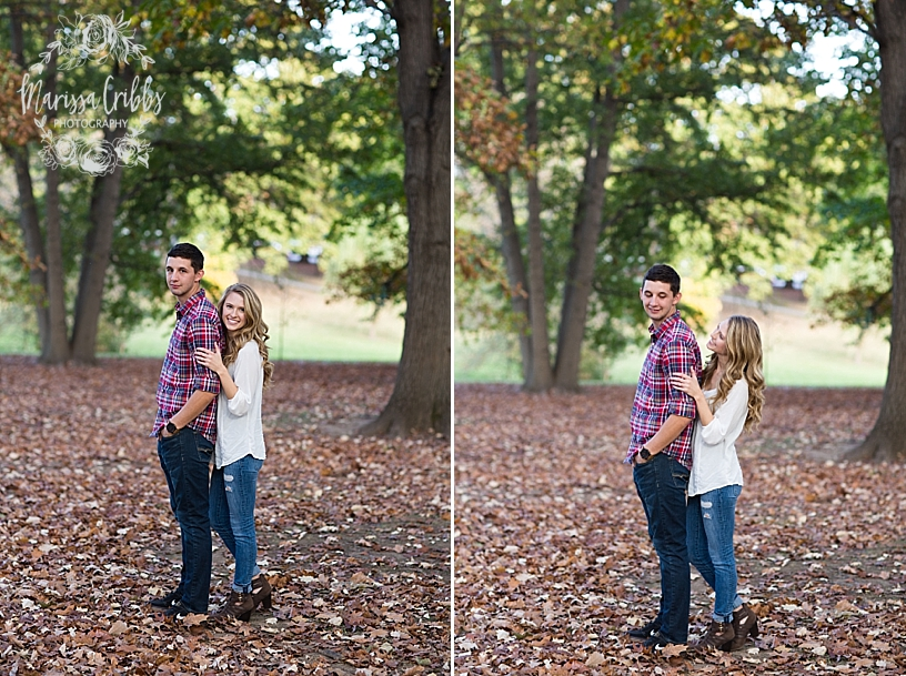 Maree & Corey | Loose Park | KC Engagement Photographer | Marissa Cribbs Photography_5588.jpg