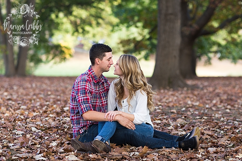 Maree & Corey | Loose Park | KC Engagement Photographer | Marissa Cribbs Photography_5590.jpg