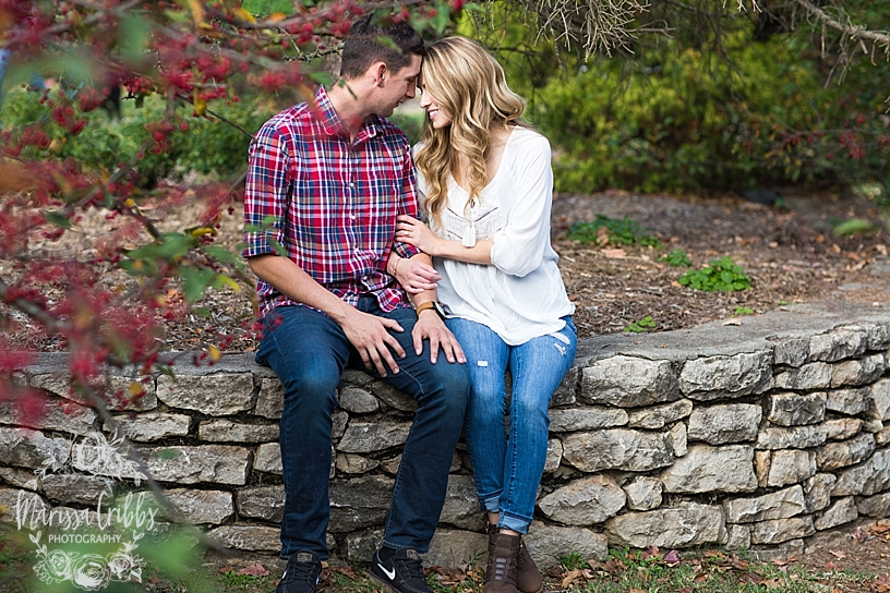 Maree & Corey | Loose Park | KC Engagement Photographer | Marissa Cribbs Photography_5592.jpg