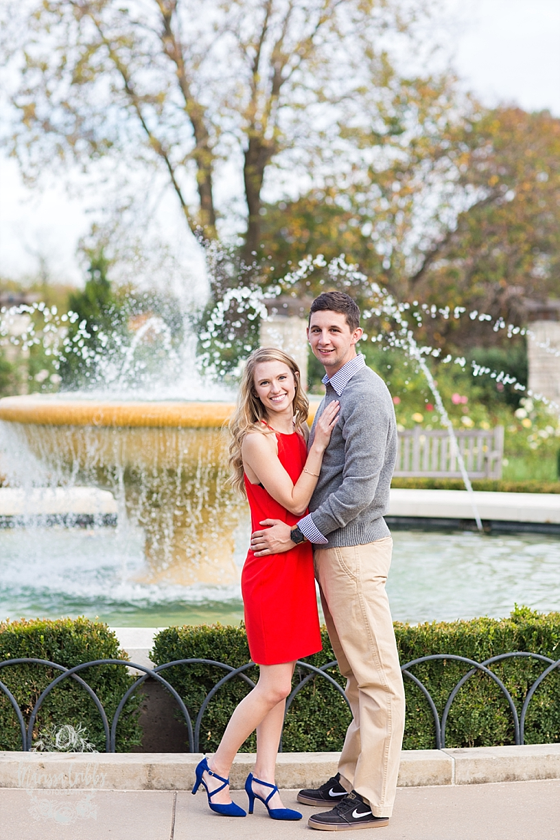 Maree & Corey | Loose Park | KC Engagement Photographer | Marissa Cribbs Photography_5599.jpg