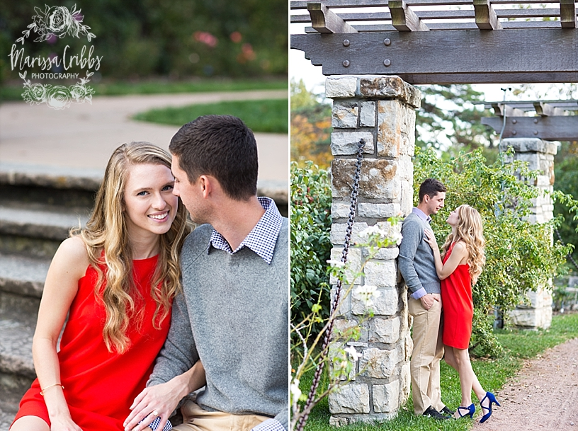 Maree & Corey | Loose Park | KC Engagement Photographer | Marissa Cribbs Photography_5603.jpg