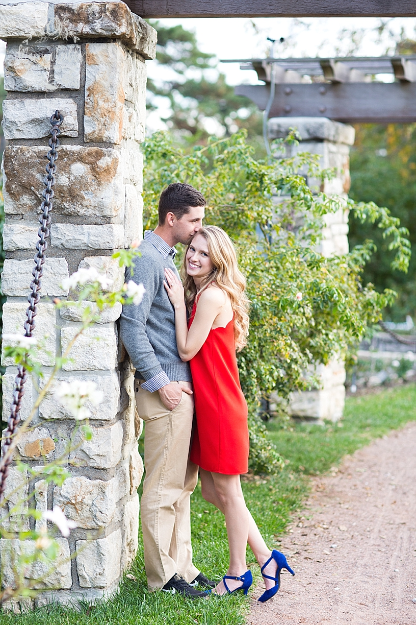 Maree & Corey | Loose Park | KC Engagement Photographer | Marissa Cribbs Photography_5605.jpg