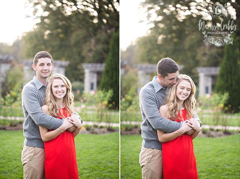 Maree & Corey | Loose Park | KC Engagement Photographer | Marissa Cribbs Photography_5608.jpg