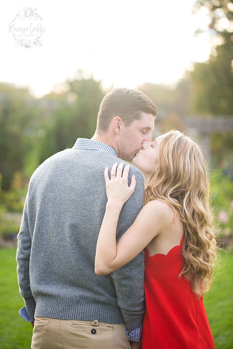 Maree & Corey | Loose Park | KC Engagement Photographer | Marissa Cribbs Photography_5607.jpg
