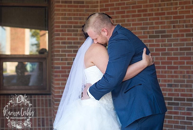 Elizabeth and Trey Wedding | Wichita Wedding Photography | Marissa Cribbs Photography | Rolling Hills Country Club_5692.jpg