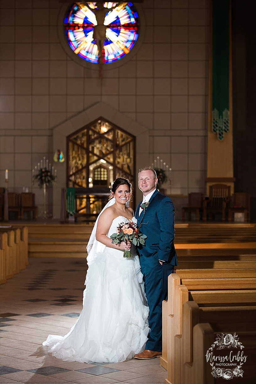 Elizabeth and Trey Wedding | Wichita Wedding Photography | Marissa Cribbs Photography | Rolling Hills Country Club_5698.jpg