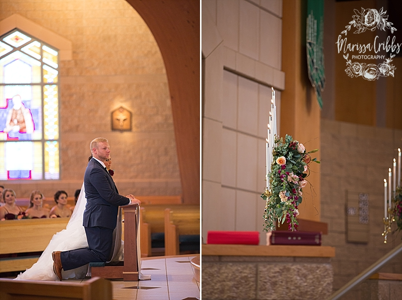 Elizabeth and Trey Wedding | Wichita Wedding Photography | Marissa Cribbs Photography | Rolling Hills Country Club_5707.jpg
