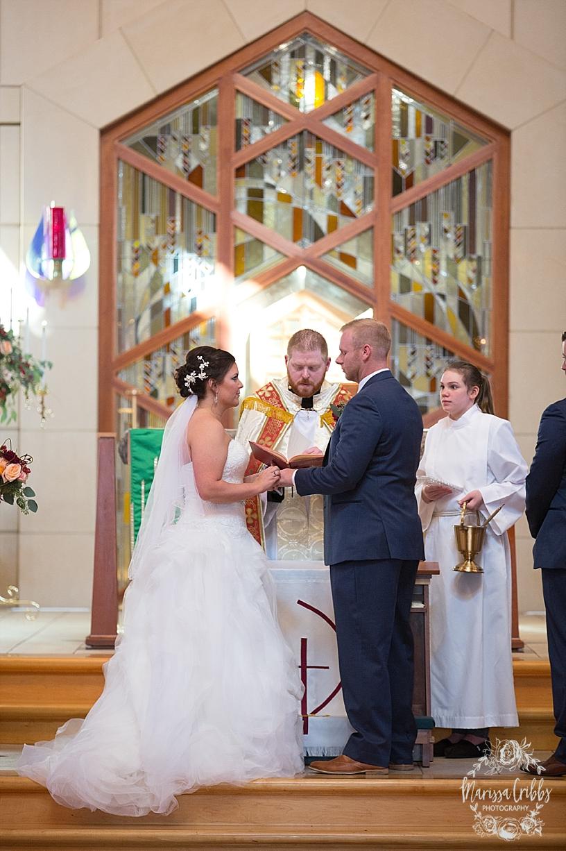 Elizabeth and Trey Wedding | Wichita Wedding Photography | Marissa Cribbs Photography | Rolling Hills Country Club_5717.jpg