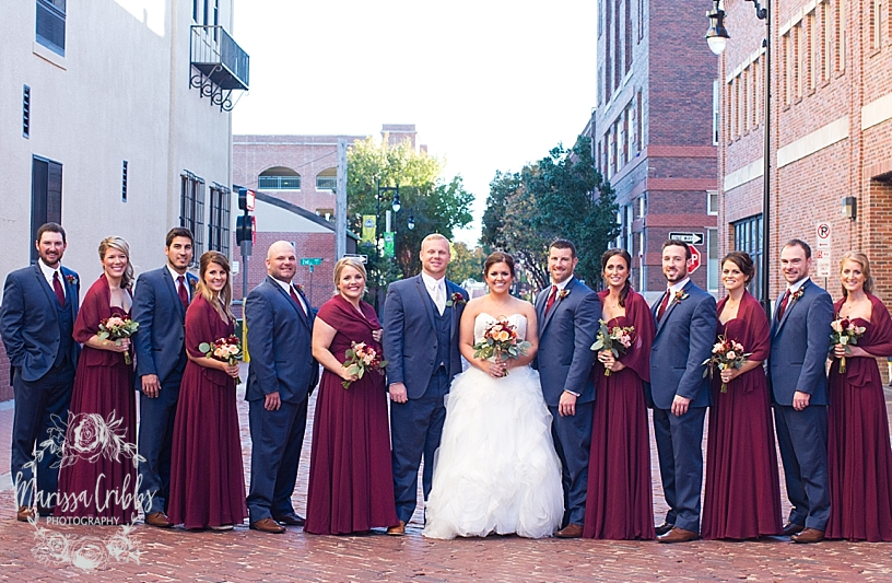 Elizabeth and Trey Wedding | Wichita Wedding Photography | Marissa Cribbs Photography | Rolling Hills Country Club_5731.jpg