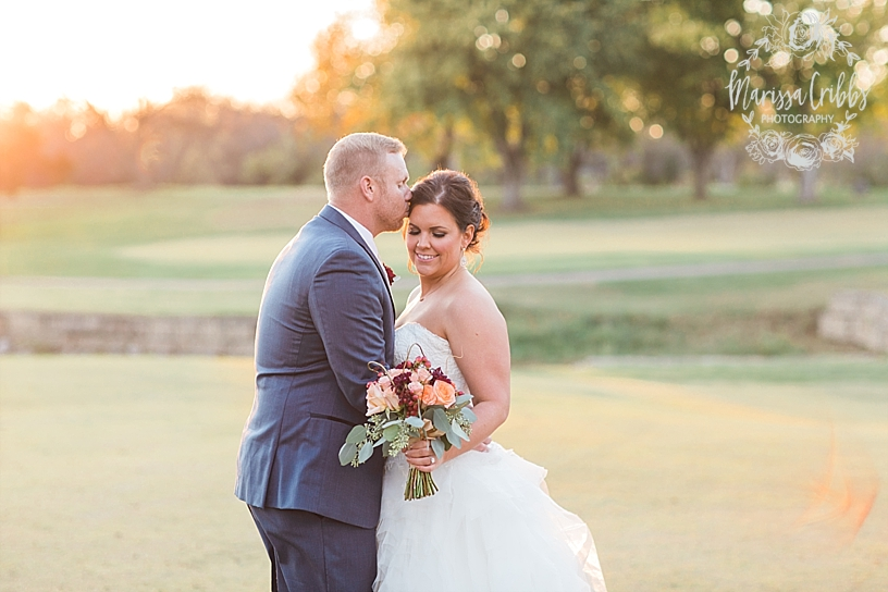 Elizabeth and Trey Wedding | Wichita Wedding Photography | Marissa Cribbs Photography | Rolling Hills Country Club_5763.jpg