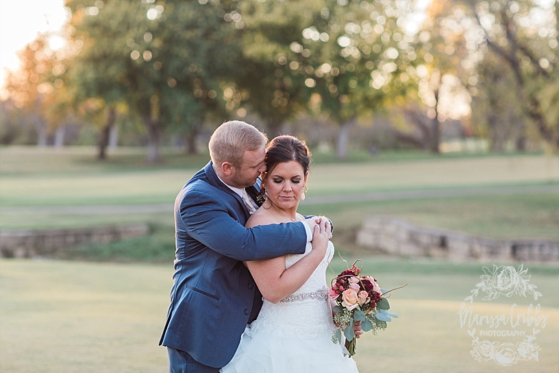 Elizabeth and Trey Wedding | Wichita Wedding Photography | Marissa Cribbs Photography | Rolling Hills Country Club_5768.jpg