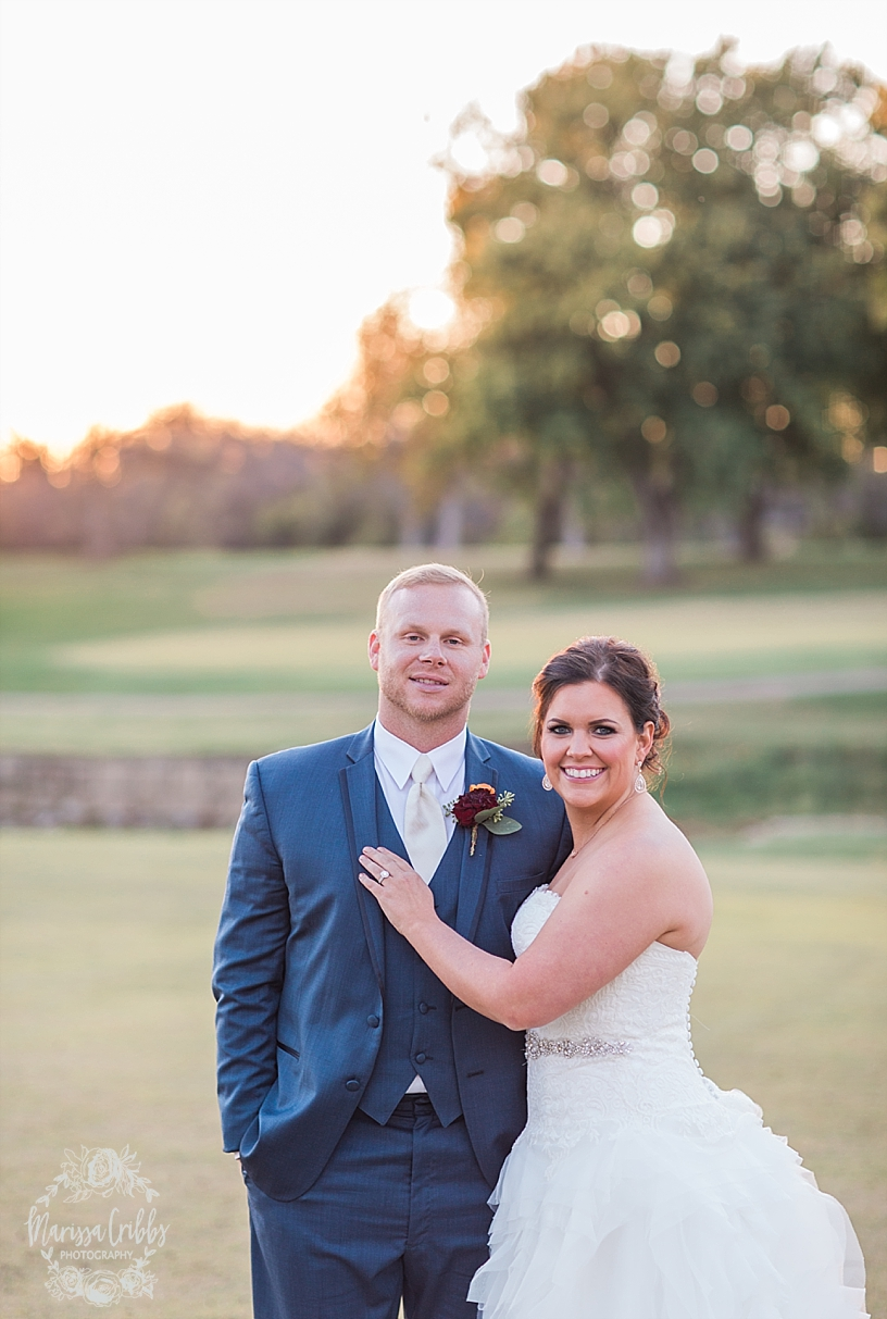 Elizabeth and Trey Wedding | Wichita Wedding Photography | Marissa Cribbs Photography | Rolling Hills Country Club_5773.jpg