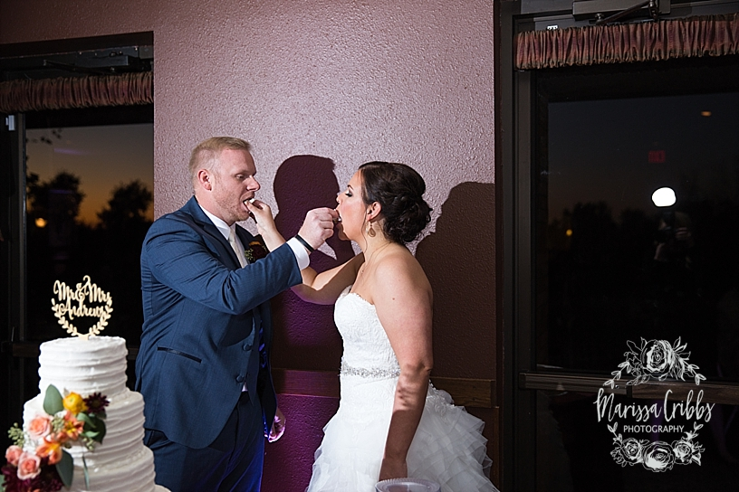 Elizabeth and Trey Wedding | Wichita Wedding Photography | Marissa Cribbs Photography | Rolling Hills Country Club_5783.jpg